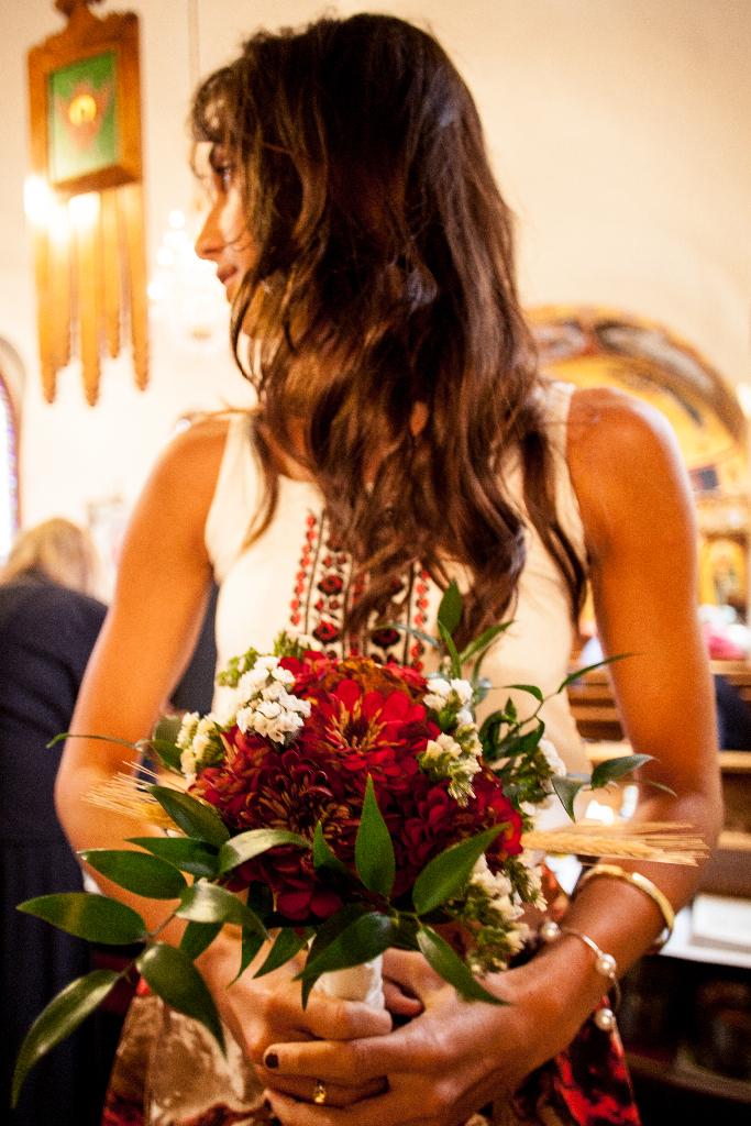 lace overlay wedding gown Marusya Marusya floral ukrianain