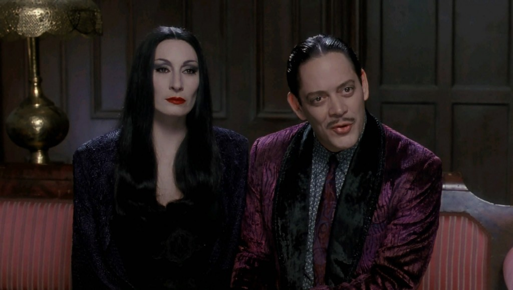 Gomez Addams Smoking Jacket