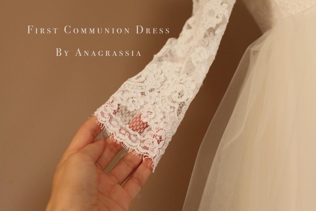 Isabel 1 Communion Dress 2015