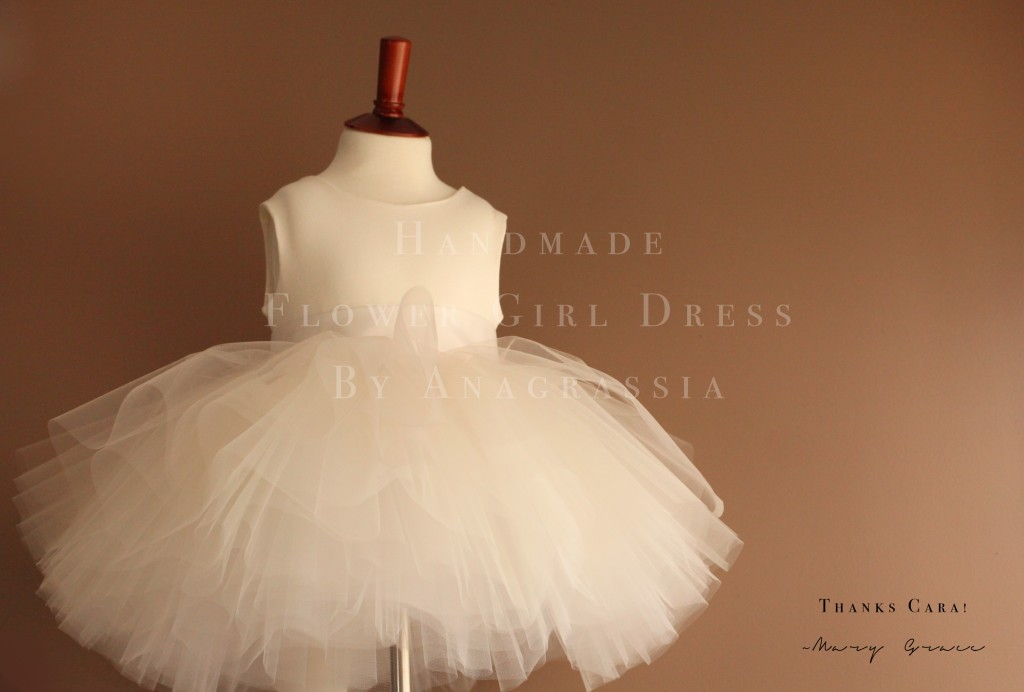 903587300ec Anagrassia Flower Girl Dresses Leotards and Tulle Skirts | Marusya ...